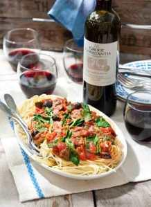 Gall 5 - 2013 Spaghetti alla puttanesca